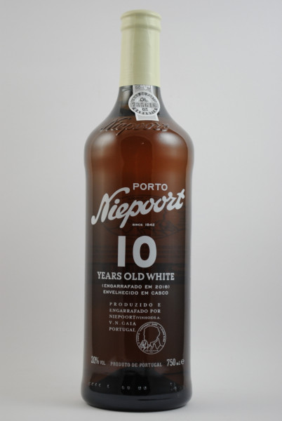 10 years old WHITE PORT